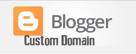 How to add custom domain on blogger blogspot