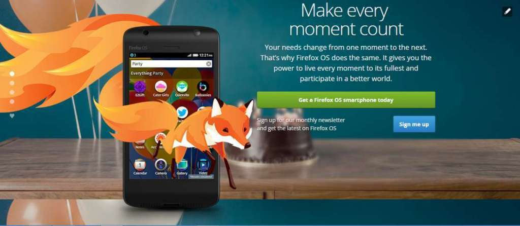 Zen mobile launching its first Firefox OS Smart phone this month