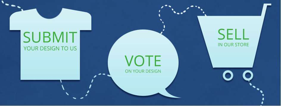 Promote your design and Get votes