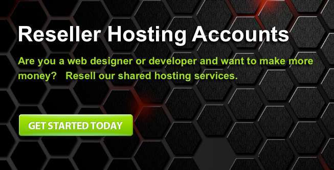 Earn money by re-seller hosting from Major Websites