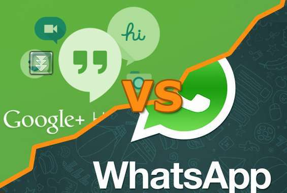 Google is Going to design a WhatsApp competitor