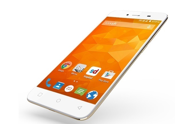 Micromax Canvas Spark with Lollipop launched for 5K