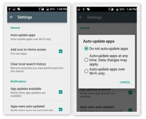 How to reduce Internet data usage in Android Phone