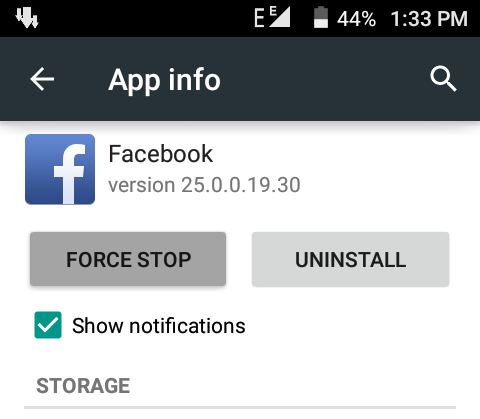 how to stop apps using data