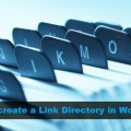 How to create a Link Directory in WordPress