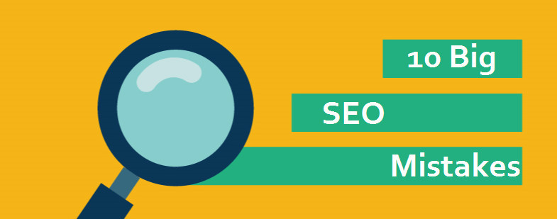 10 SEO mistakes which affect your site Ranking