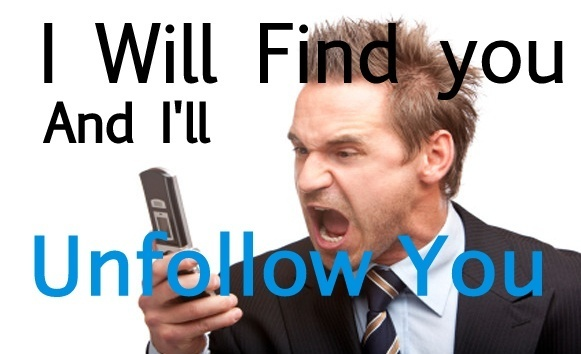 Unfollow Non-Followers on Twitter