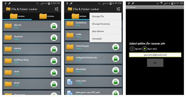 Best 5 Folder Lock Free Apps For Android