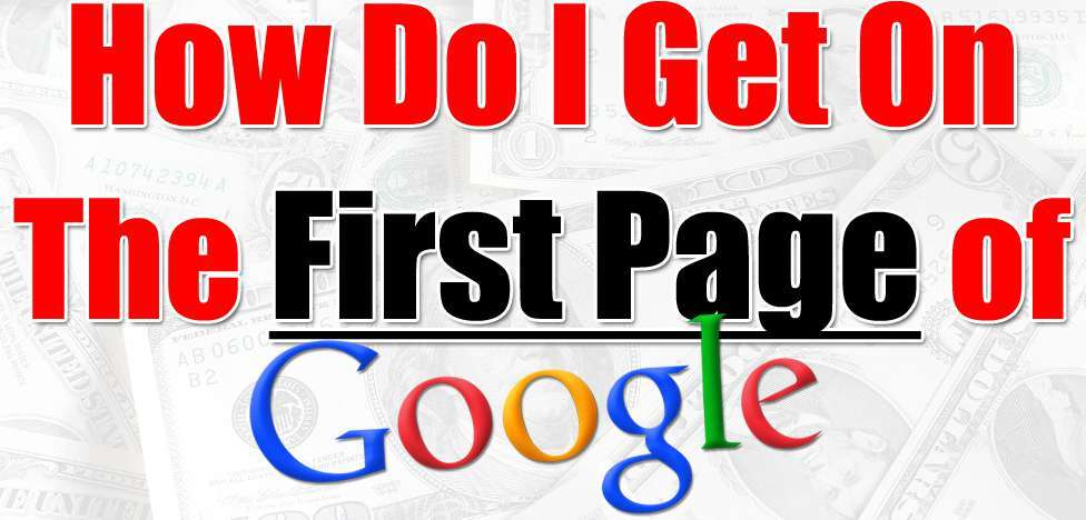 How to rank on Google First page without backlinks