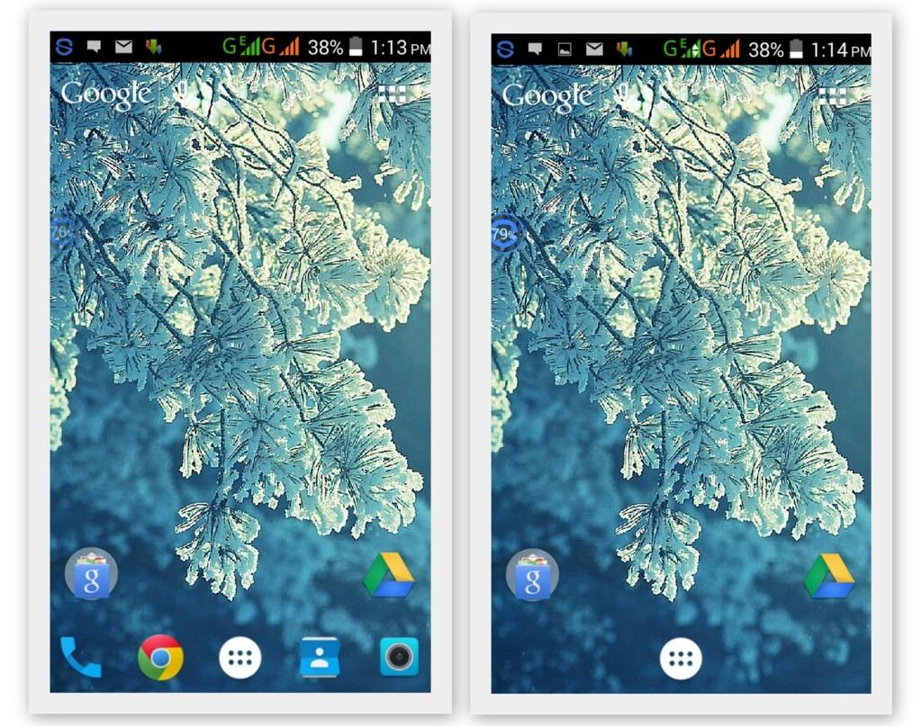 Nova Android Launcher