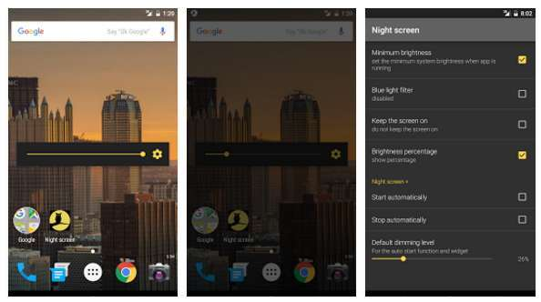 How to Activate Night Mode in Android Phone