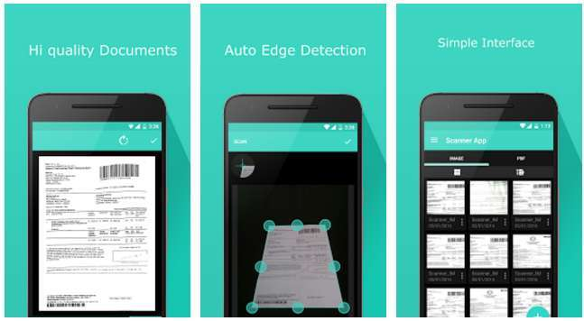 Document Scanner Android Apps