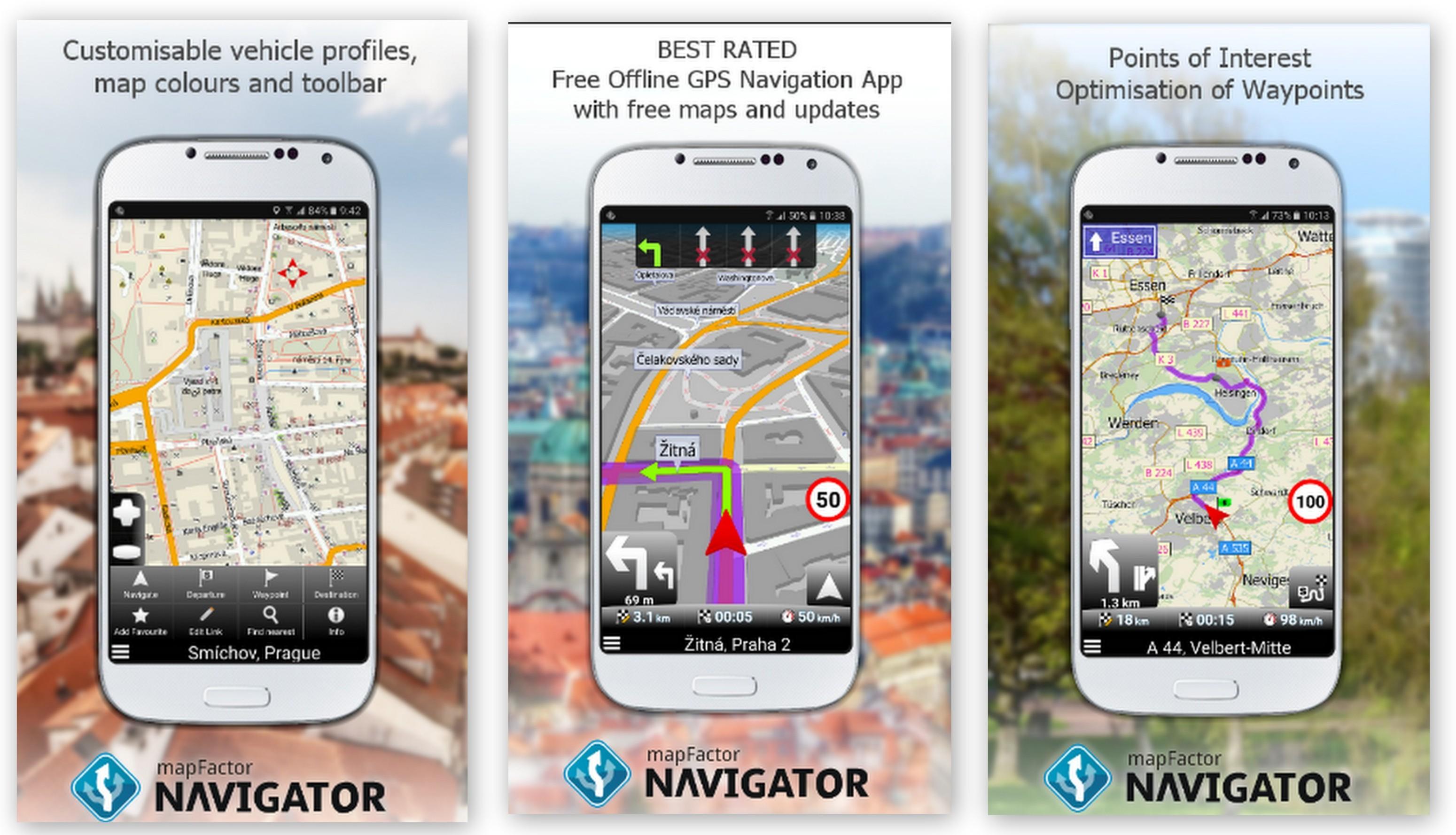 6 Best offline navigation app for Android