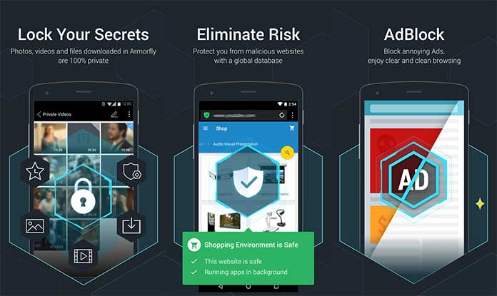 10 Most Secure Android Browsers To protect your Online Identity