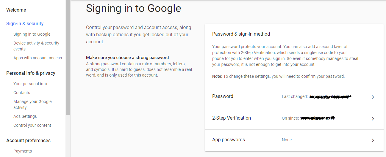 Remotely Sign Out of Gmail