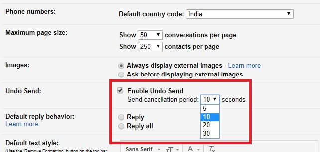 Common Issues in Gmail
