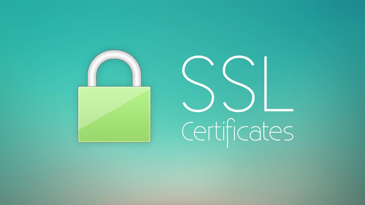 certificate_SSL