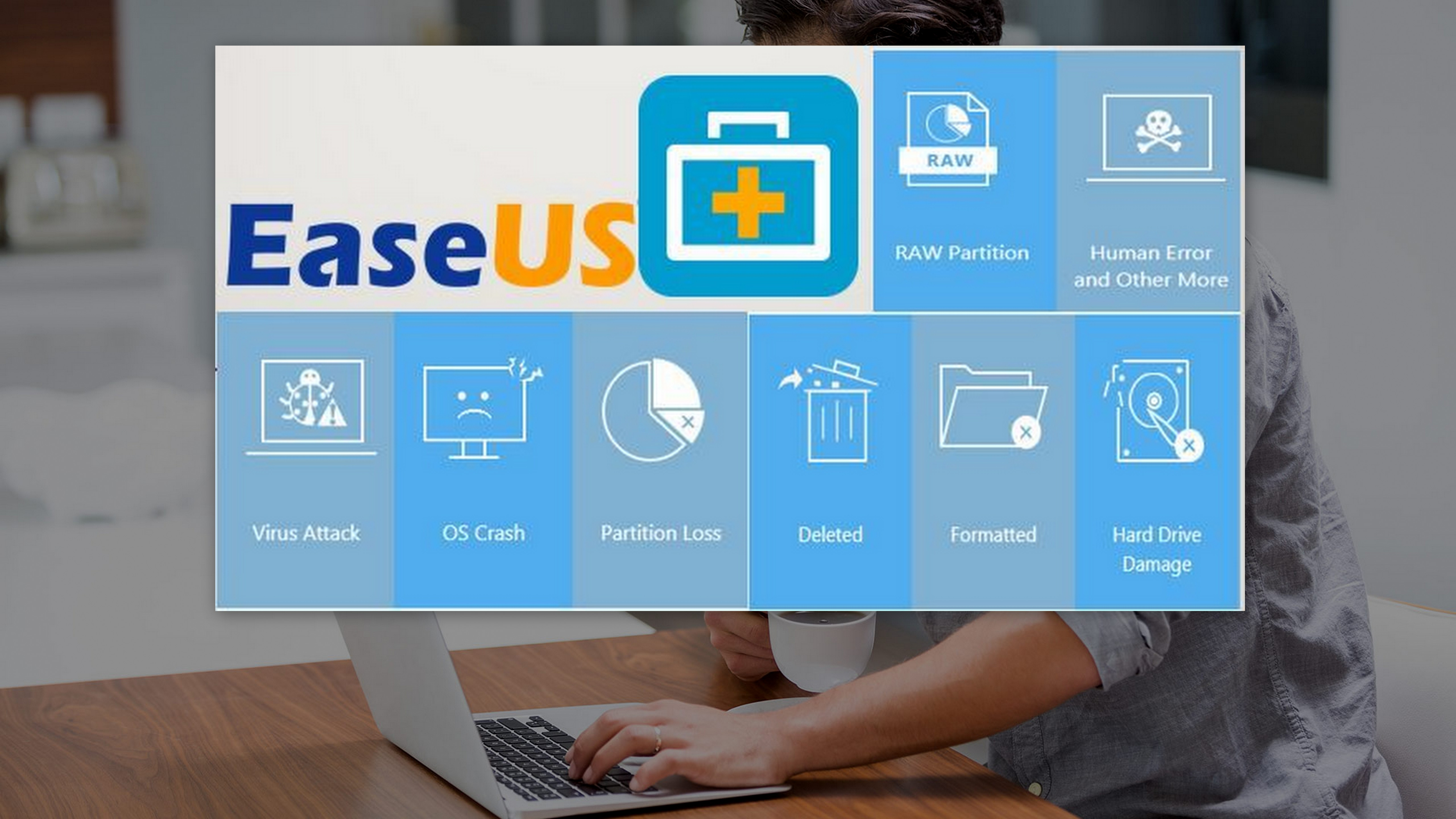 EaseUS Data Recovery Software: An amazing tool to Recover Deleted files with Ease
