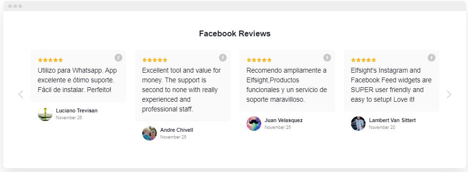 Add Customer Reviews